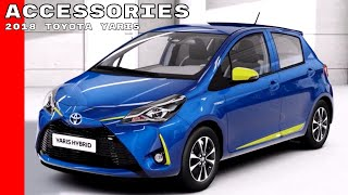 Download 2018 Toyota Yaris Accessories Video