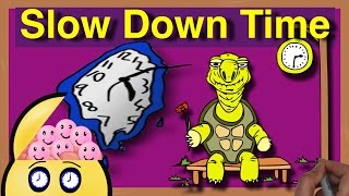 Download How to Slow Down Time | Why Time goes Faster as you get Older Video