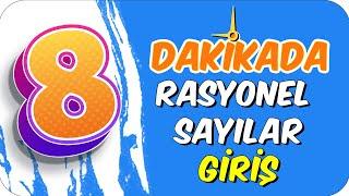 Download 8dk'da RASYONEL SAYILAR GİRİŞ Video