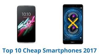 Download 10 Best Cheap Smartphones 2017 Video