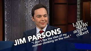 Download Jim Parsons Opens Up About Marriage And Why He Didn't Hurry Into It Video