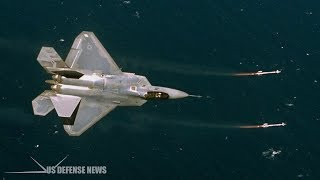 Download Here's How an F-22 Raptor Flew under the Iranian Fighter Jet and Told Him to go Home Video