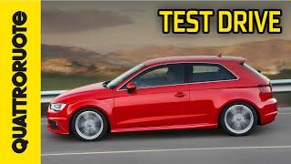 Download Audi A3 2014 Test Drive Video