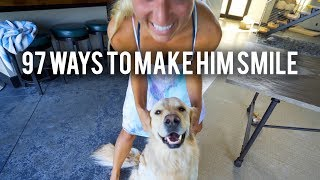Download 97 Ways to Make a Dog Smile (Super Cooper Sunday #163) Video