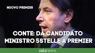 Download Cosa disse Giuseppe Conte da candidato ministro M5s Video