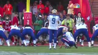 Download Football Drop Kicks (Super Rare Plays) Video