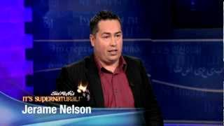 Download Jerame Nelson on It's Supernatural with Sid Roth - Activate Your Spiritual Senses Video