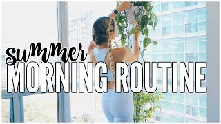 Download Healthy Summer Morning Routine Video
