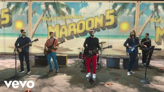 Download Maroon 5 - Three Little Birds Video