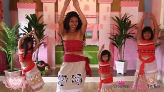 Download Moana Dance Lessons @ Le Petite Princesse Video