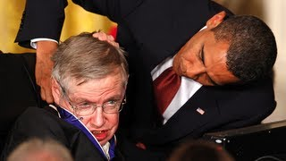 Download Stephen Hawking At The White House Video