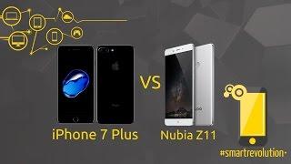 Download iPhone 7 Plus VS Nubia Z11: il confronto ITA by TheSmartRevolution.it Video