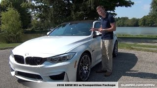Download Review: 2016 BMW M3 w/ Competition Package Video