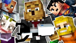 Download SUPERHERO COPS AND ROBBERS HIDE AND SEEK MOD - Minecraft Mod (SUPER PRISON) Video