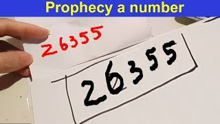 Download Awesome Magic Trick With Numbers That Will Blow Your Mind [Magic tutorials #31] Video