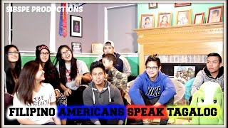 Download FILIPINO AMERICAS TRY TO SPEAK TAGALOG Video