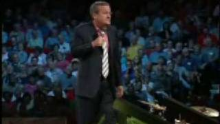 Download Mark Lowry talks about his accident. Video