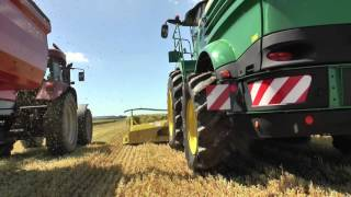 Download Kemper Komfort Zusatzfahrwerk - Agritechnica Version Video