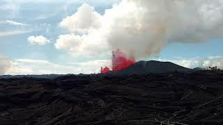 Download Leilani Estates #8 fissure 8:32 AM June 2, 2018 during the Kilauea eruption Video