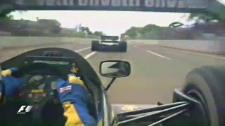 Download F1 Classic Onboard: 1986 Australian Grand Prix Video