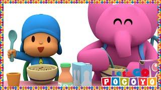 Download Let's Go Pocoyo! - El Desayuno de Pocoyó [Episodio 40] en HD Video