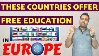 Download How to Study Abroad for Free : These Countries Are Best for Indian Students Video