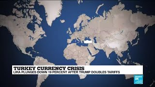 Download Turkey currency crisis: ″it is a deep seated structural problem″ Video