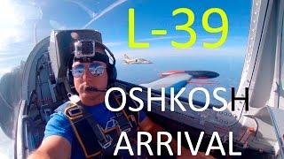 Download Military Jet Arrival to Oshkosh Airventure l Cockpit l ATC Audio Video
