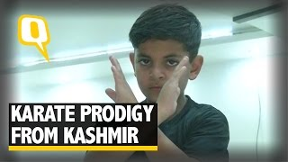 Download The Quint: Six-Year-Old Karate Prodigy from Kashmir Wins Asian Title Video