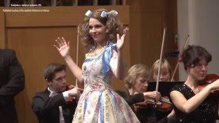 Download Patricia JANEČKOVÁ: ″Les oiseaux dans la charmille″ (Jacques Offenbach - Les contes d' Hoffmann) Video