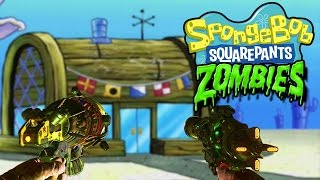 Download KRUSTY KRAB CHALLENGE MAP! BO3 CUSTOM ZOMBIES (Call of Duty: Black Ops 3) Video