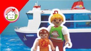 Download Playmobil Film deutsch Auf Kreuzfahrt mit Familie Hauser (Teil1) - Playmobil Kreuzfahrtschiff Video