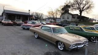 Download Classic Muscle Car Lot Hotrods Maple Motors Full Walk Video
