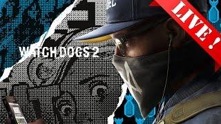 Download [Ps4]Live ! Watch Dogs 2 - 3310 Hack ข้อมูลโลก Video