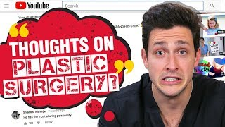 Download My Thoughts on Plastic Surgery | Responding to Your Comments | Doctor Mike Video