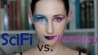 Download Science Fiction vs. Fantasy - What's the difference? | The Bookworm Video