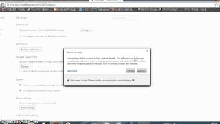 Download Video tutorial - Fix the error 'Google Chrome Didn't Shut Down Properly' Video