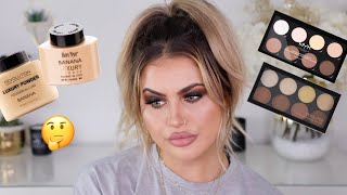 Download FULL FACE OF MAKEUP REVOLUTION... INTERESTING | JAMIE GENEVIEVE Video