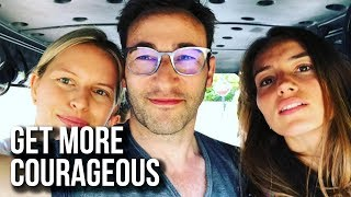 Download How to get more courage with Simon Sinek Video