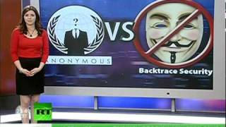Download Anon & EX-Anon Civil War! Video