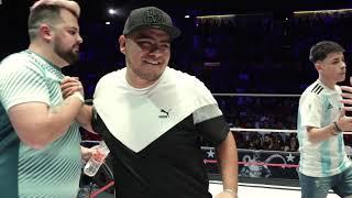 Download México Vs Argentina - Semifinal - God Level Fest México 2019 (Oficial) Video