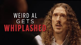 Download Weird Al Gets Whiplashed Video