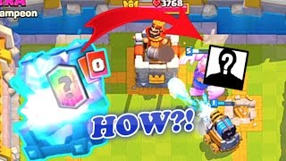 Download THE MOST OP, UNDERUSED LEGENDARY (NOT SPARKY) | Clash Royale Video