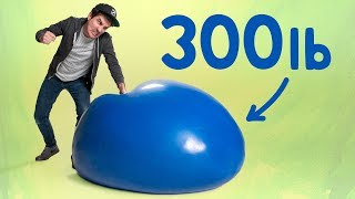 Download We Made the World's Largest Stress Ball! Video
