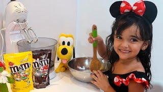 Download GINGERBREAD Biscoitos de Natal com M&M's com Bia Lobo Video