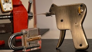 Download How to Open Locks with a Lockpick Gun Video