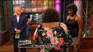 Download Did You Sleep With My Man For $50? (The Jerry Springer Show) Video