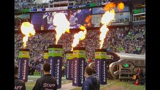Download Seahawks-Colts SNF Pre Game Ceremonies/Intro/Anthem. 10/1/17 Video