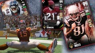 Download MUT 17 - Ultimate Ticket Randy Moss Deion Sanders Demaryius Thomas Gameplay! Madden 17 Ultimate Team Video