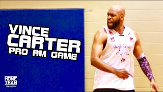 Download Vince Carter Goes HARD In Pro Am Game! Things Get Heated [Home Team Vault] Video